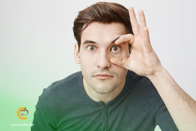 درمان خشکی چشم در طب سنتی