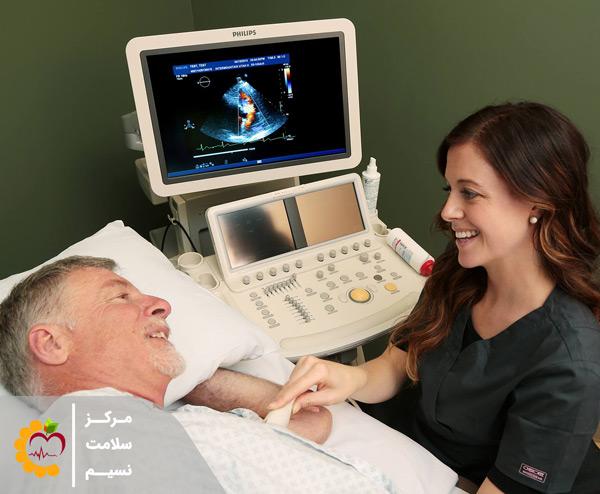 Cardiac echocardiography